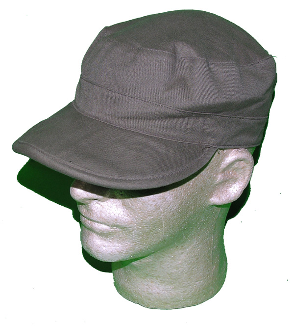 Green Army Cap