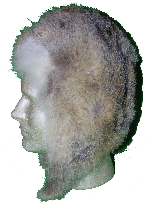 Unknown Fur Winter Hat