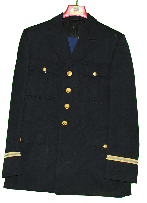 US Army Dress Blues Tunic and Trousers