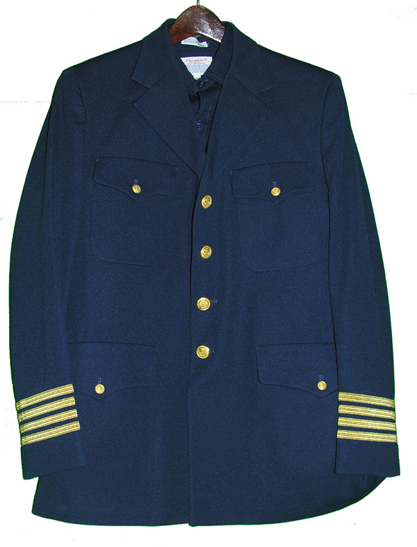 US Coast Guard Dress Tunic