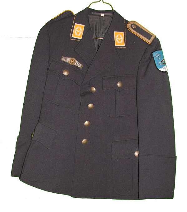 West German Luftwaffe Dress Tunic