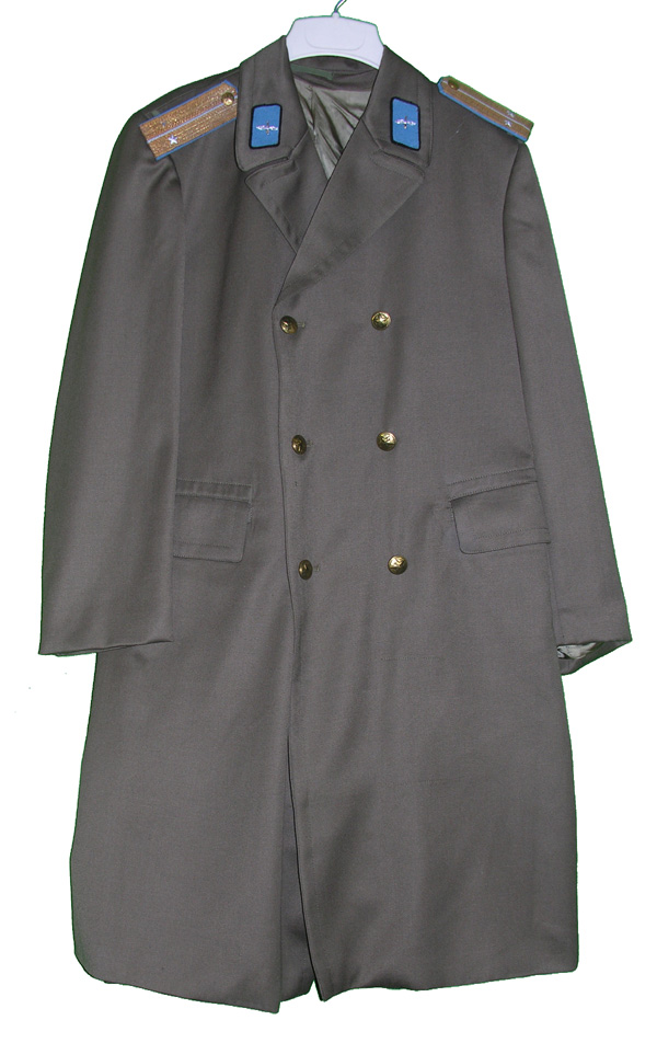 Russian Aviation Overcoat