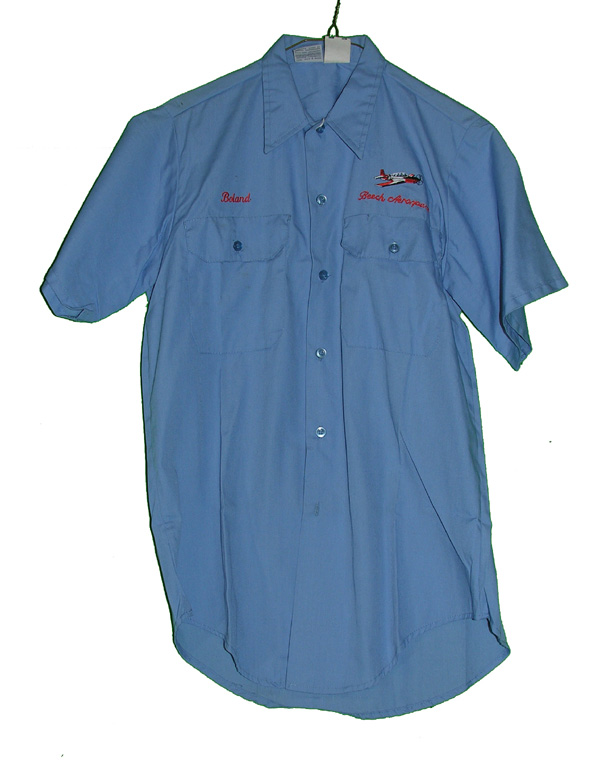 Beechcraft Aerospace Shirt