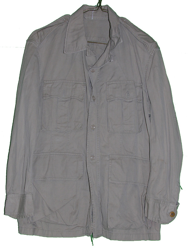 US Army China Burma Khaki Lightweight Jacket