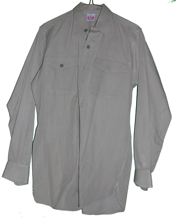 US Army Tan Shirt