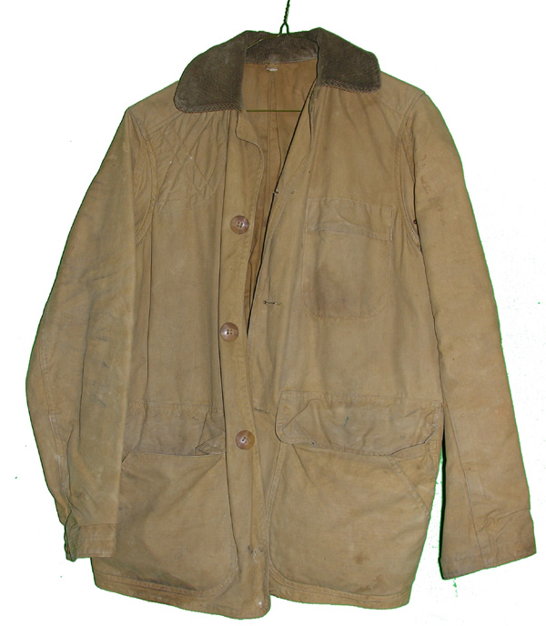 Sears and Roebuck Hunting Jacket
