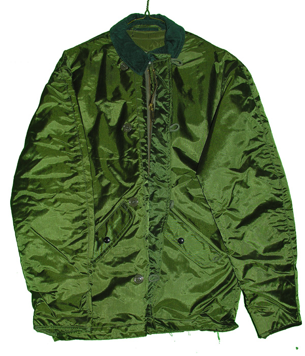 US Military Extreme Cold Weather Jacket