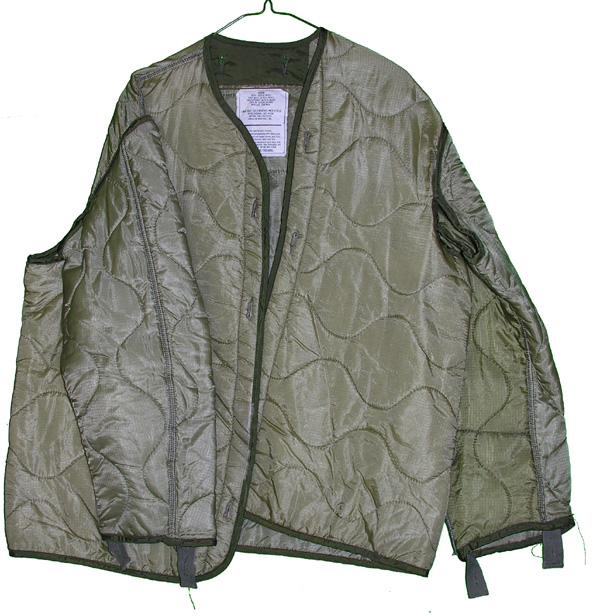 Cold Weather Field Coat Liner
