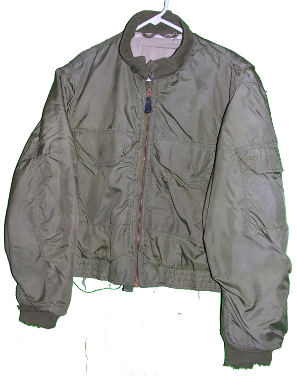 US Navy Aviation Flight Jacket
