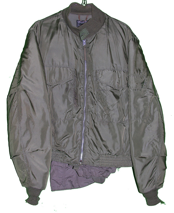 US Navy Aviation Flight Jacket and Trousers