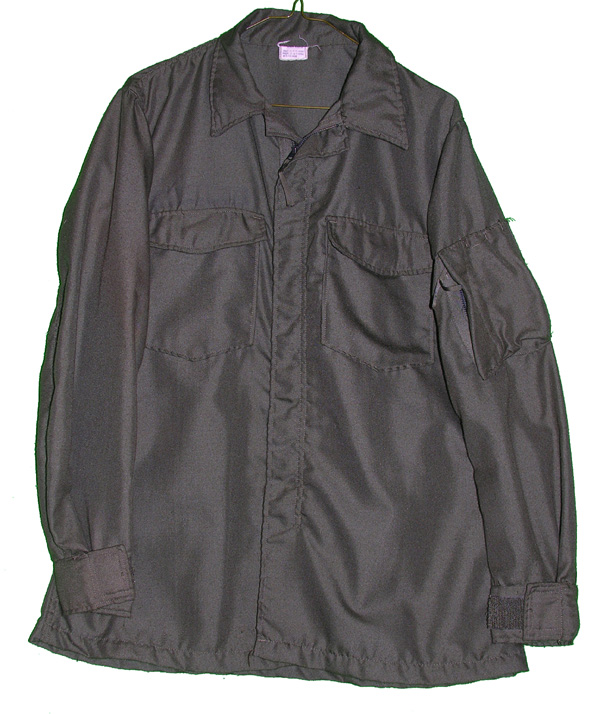 US Army Nomex Helicopter Shirt with buttons