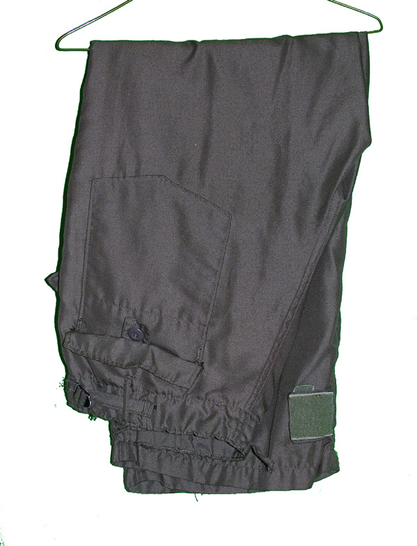 US Army Nomex Helicopter Trousers with buttons