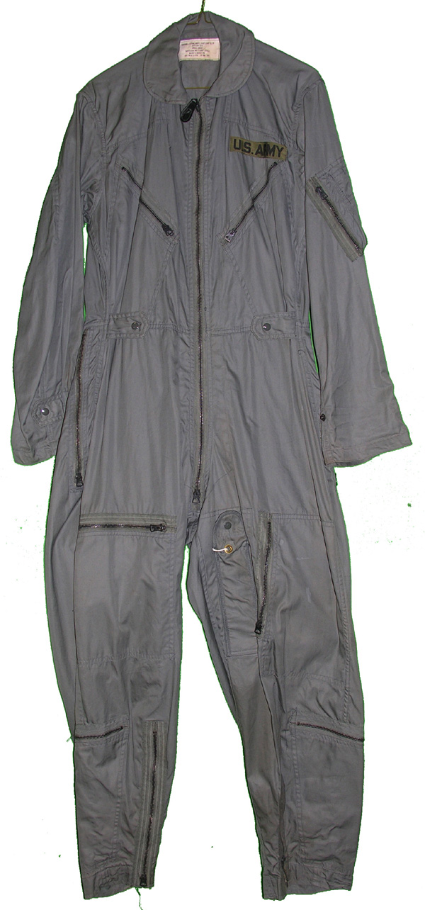 US Army K-2B Flight Suit