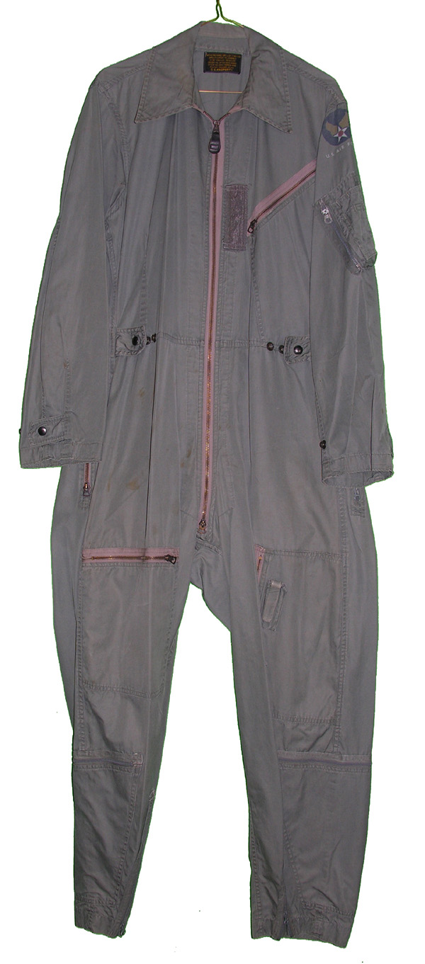 Early USAF K-2B Flight Suit