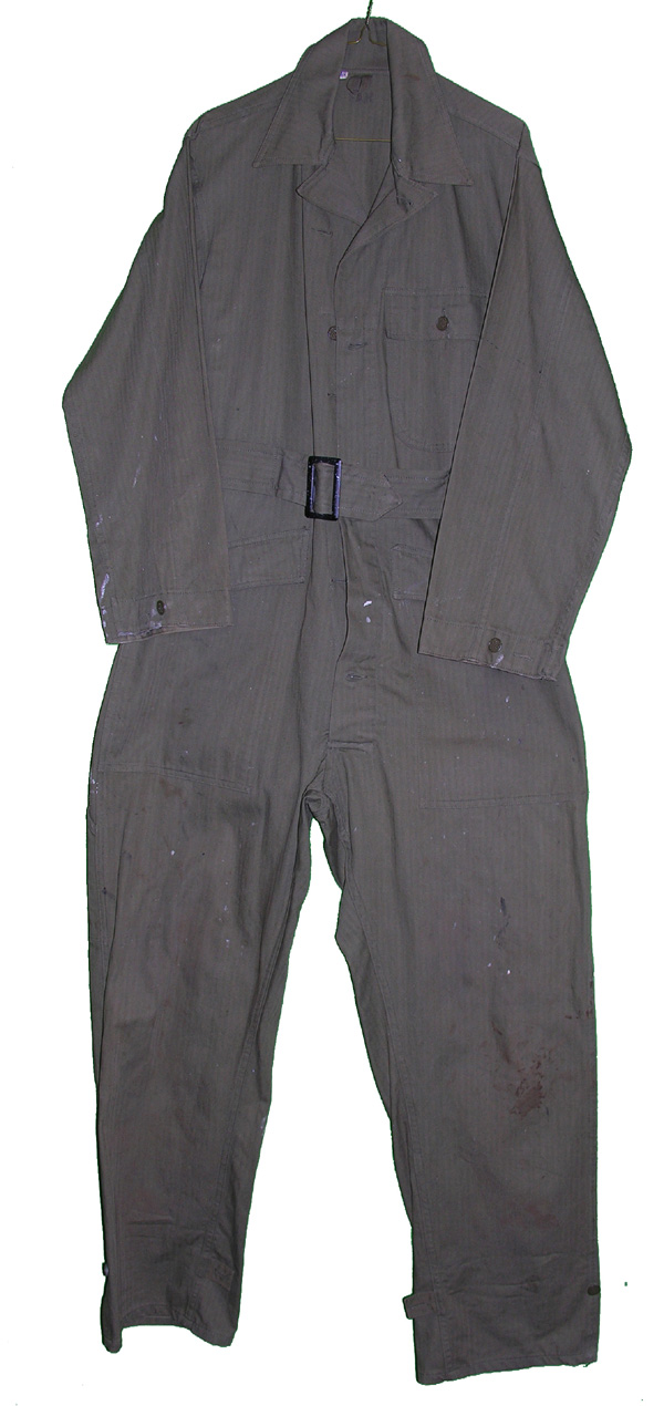 US Army HBT Coveralls