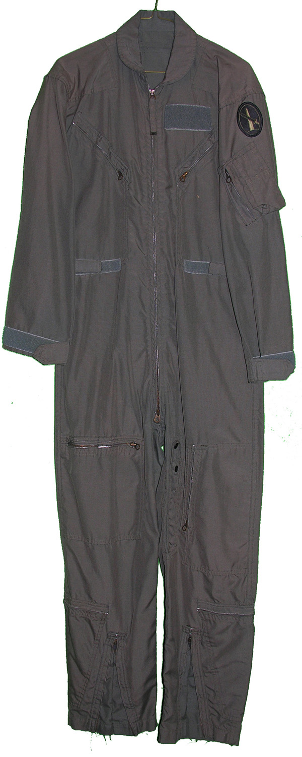US Army CWU-27/P Flight Suit with patch
