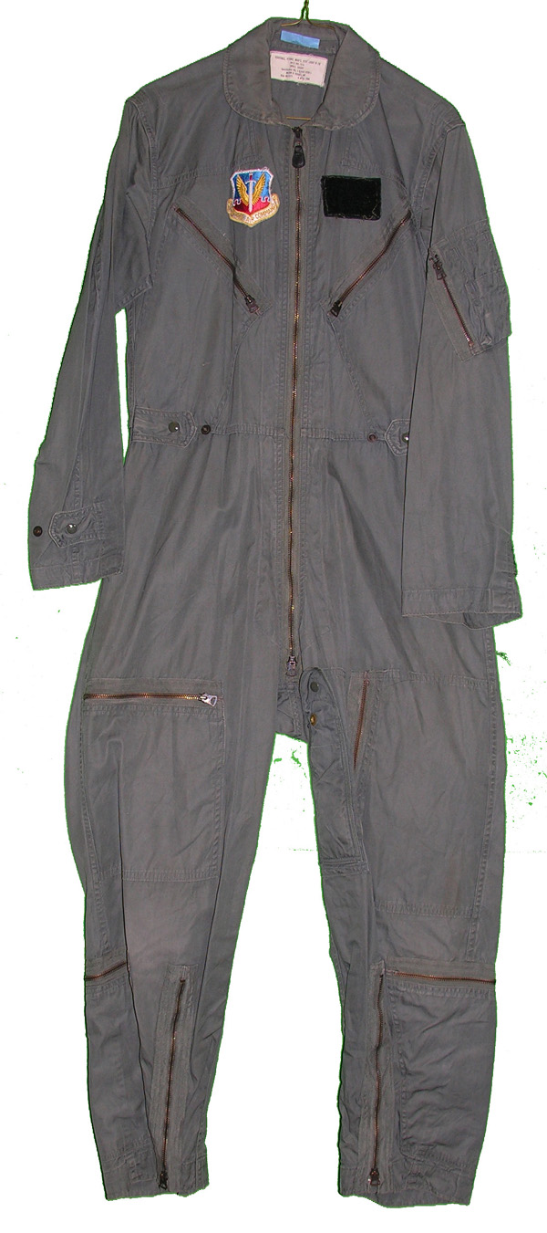 USAF K-2B Flight Suit with patch