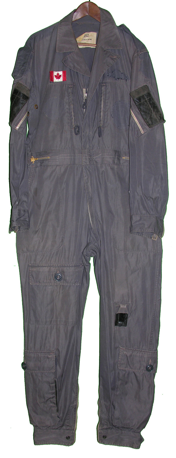 Canadian Flight Suit