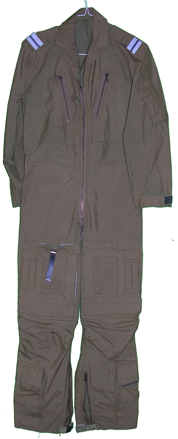 British MK14A Flight Suit