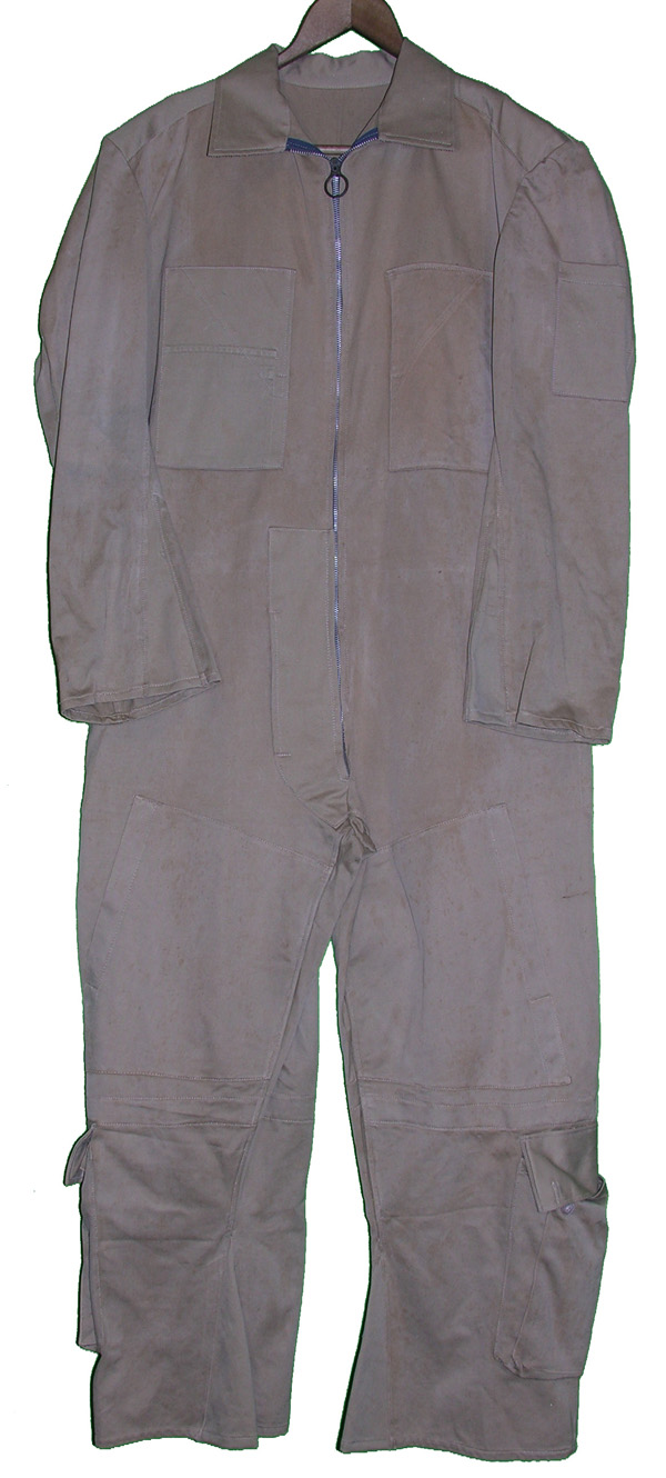 Unknown Tan Flight Suit