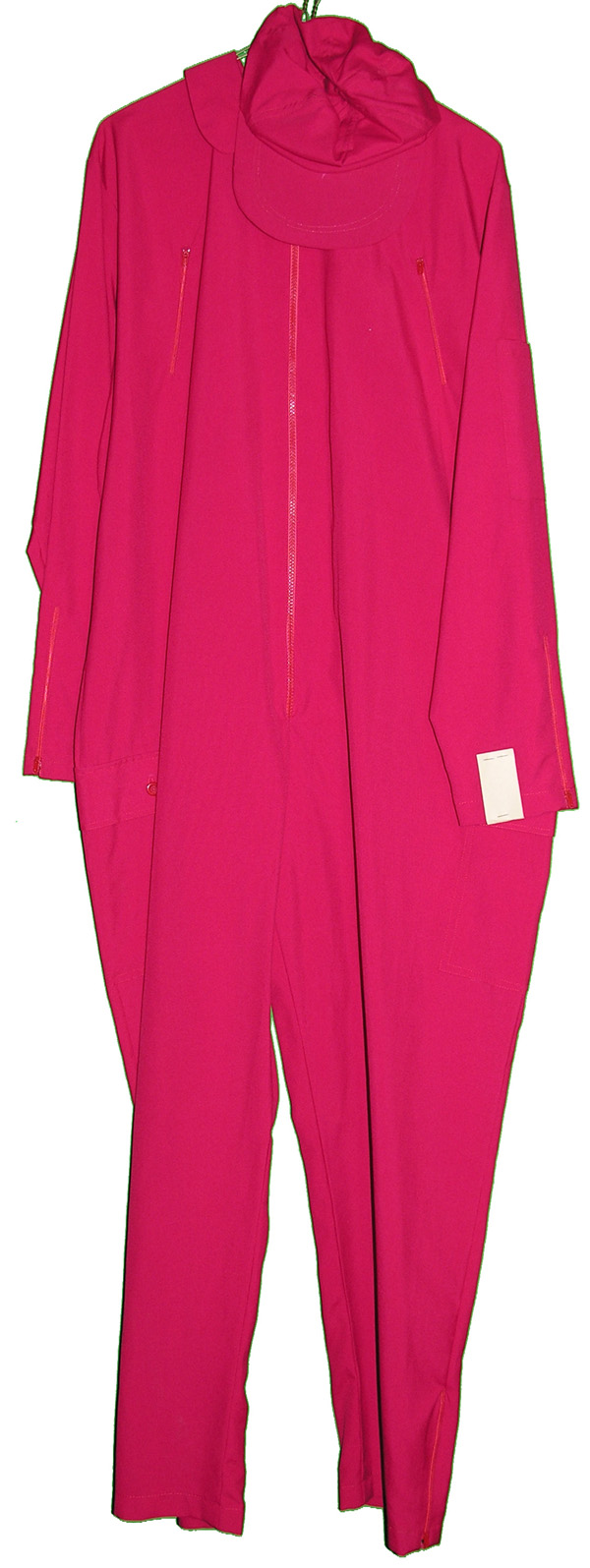 Air Force Red Party Suit and Hat