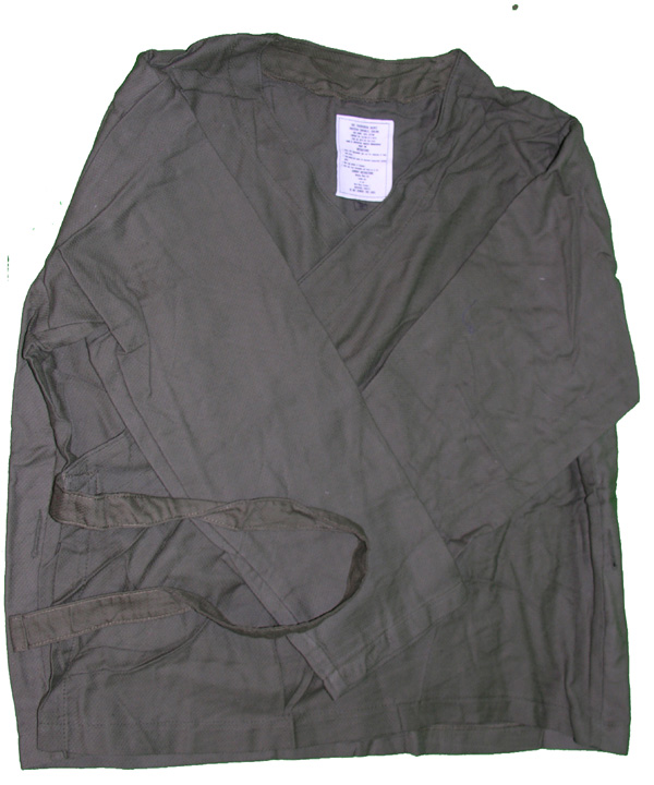 Toxicological Agents Protective Suit Jacket