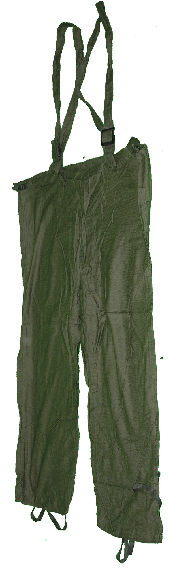 Toxicological Agents Protective Suit Trousers