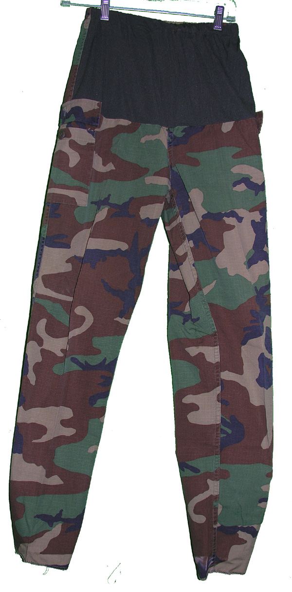 US Army Womens Maternity Trousers
