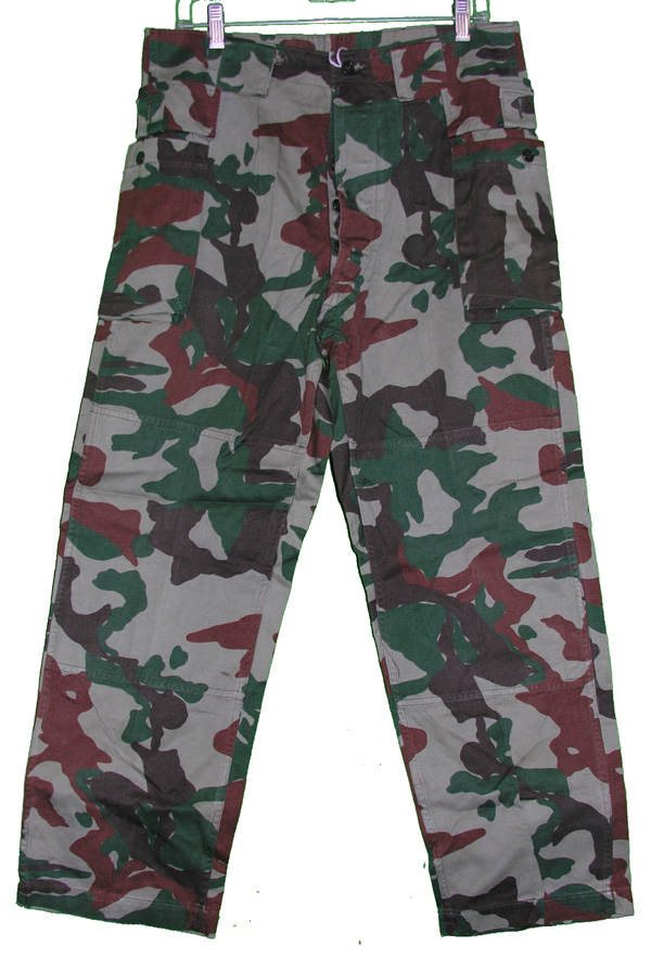 US Army Camo Trousers
