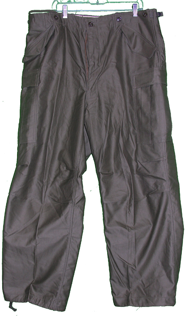 US Army M-1951 Field Trousers