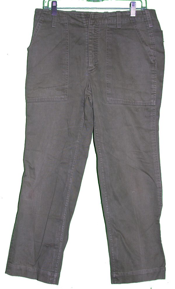US Army Green Trousers