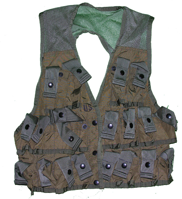 US Ammunition Carrying Vest