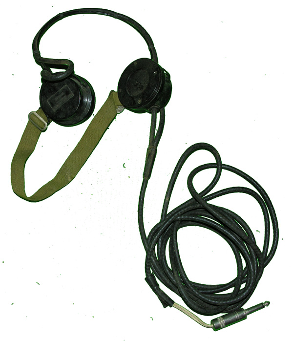 Western Electric Headset and cord