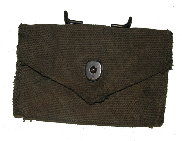 US GI First Aid Web Belt Pouch