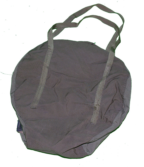 Rigger Made US Navy APH Flight Helmet Bag
