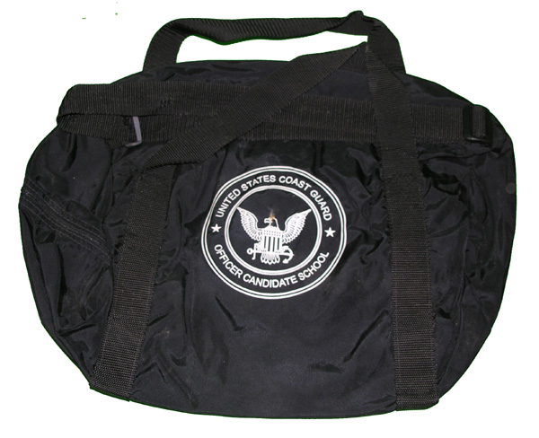 US Coast Guard Officer Candidate School Bag