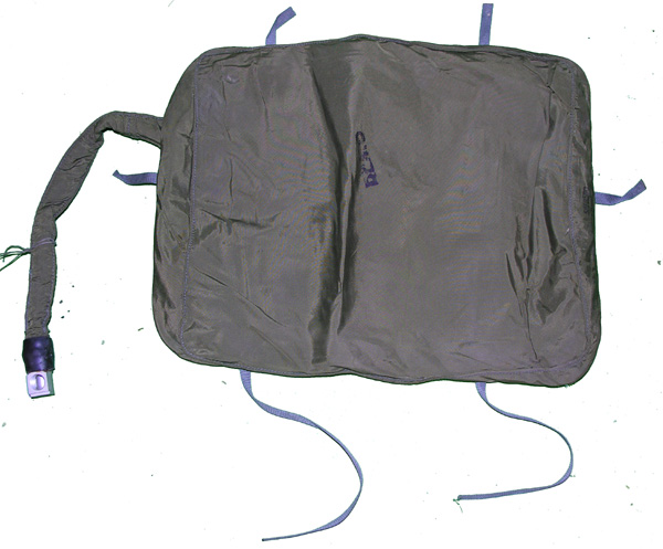 USAF PLD Inflatable Back Pad