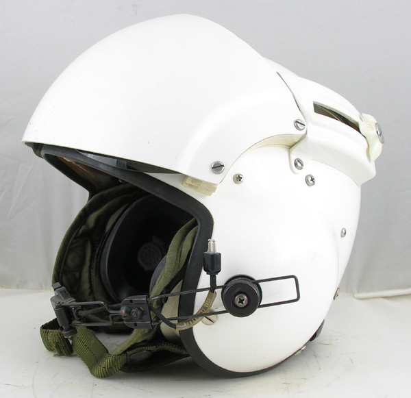US Navy SPH-3 Dual Visor Flight Helmet