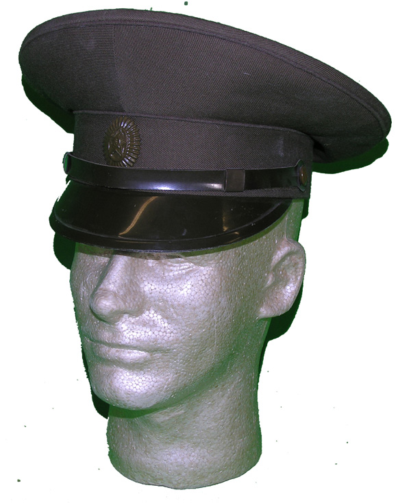 Russian Visor Hat