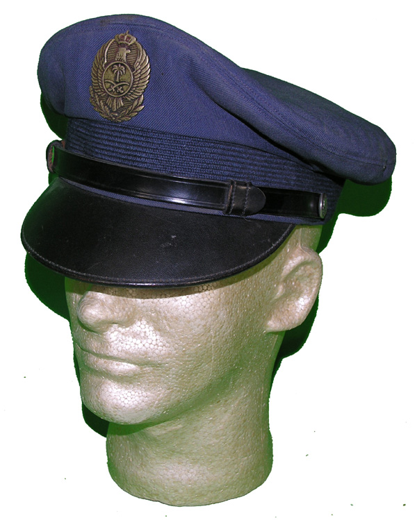 Royal Saudi Air Force Visor Hat