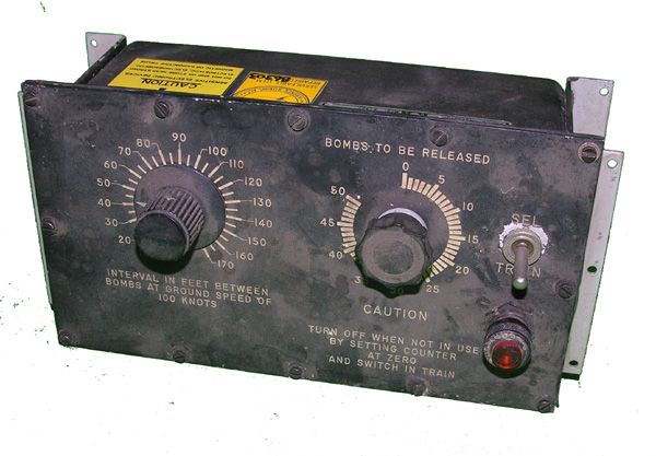 Bomb Release Interval Control Type B-3C-1