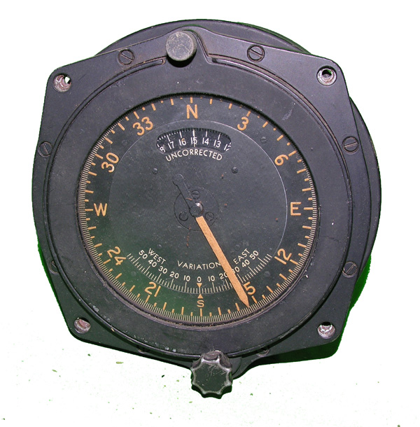 Master Indicator Gyro Flux Gate Compass AN-5752-2