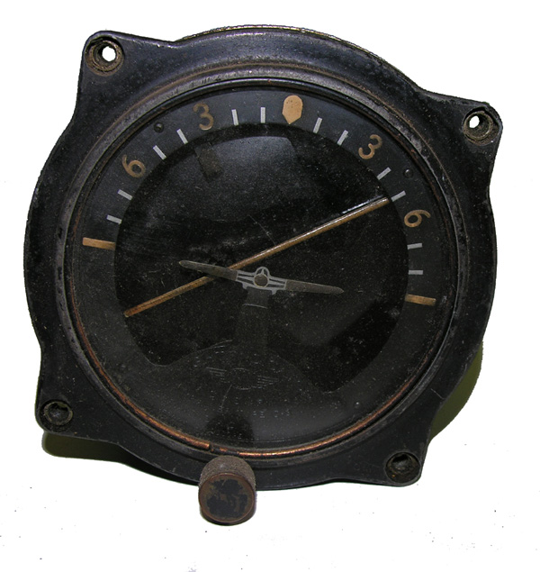 Aircraft Trainer Artificial Horizon Indicator