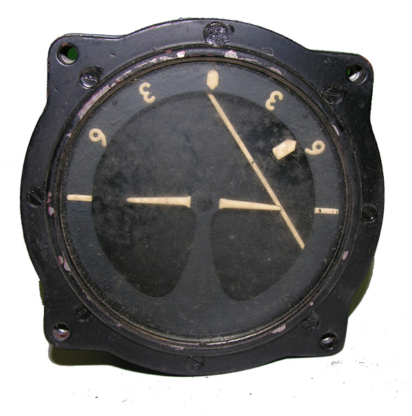 British Aircraft Artificial Horizon Indicator