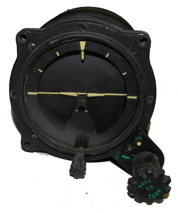 USAC Aircraft Artificial Horizon Indicator AN-5736