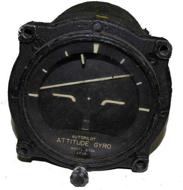 Autopilot Aircraft Artificial Horizon Indicator