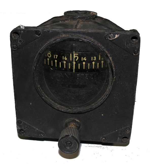 USAC Aircraft Directional Gyro Indicator AN-5735