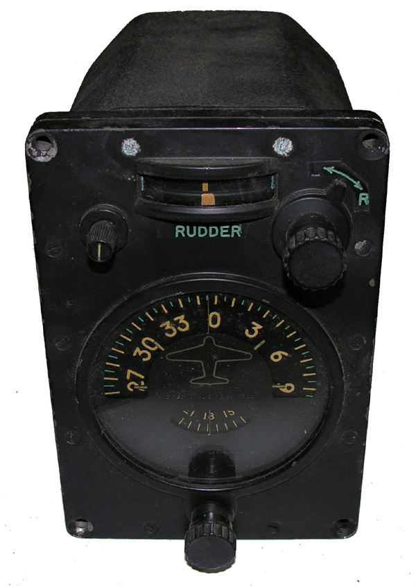 US Navy Directional Gyro Autopilot Control