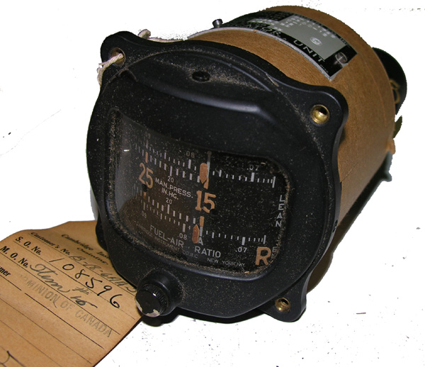 RCAF Fuel Mixture Indicator