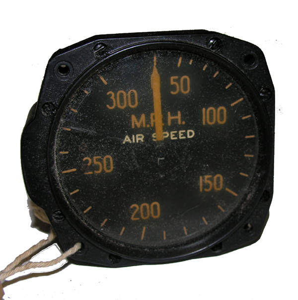 RCAF Air Speed Indicator